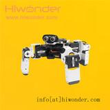 Alienbot: Hiwonder Intelligent Quadruped Robot Powered by micro:bit