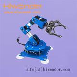 xArm: Hiwonder 6DOF Bus Servo Robotic Arm based on Scratch/Arduino Programmable Robotic Arm