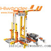 DaDa:bit  Hiwonder DIY Building Blocks Kit with 200+ Structural Parts for Building Inventions