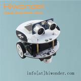 Qbot: Hiwonder Small Programmable Robot Kit based on Scratch 3.0 / AI Intelligent Arduino Robot Kit
