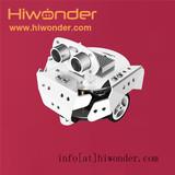 Qbot Pro: Hiwonder STEAM Programmable Robot Kit Based on Scratch 3.0/Arduino Robotic Car
