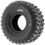 SunF 22x10-8 22x10x8 ATV UTV A/T Knobby Race Replacement 6 PR Tubeless Tires A030