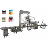 Automatic Weighing Filling Machine for Nuts, Fruits and Candy