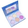 OEM Custom Your Logo Private Label Eyeshadow Palettes