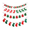 christams festival felt wall decoration for home