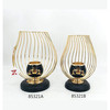 modern gold metal candle holder from china