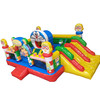 Hot Sale Inflatable Doraemon Kids Small Jumping Bounce Castle for sale