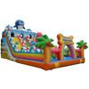 Factory Wholesale Large Ocean Inflatable Bouncer Castle Jumping Bounce Castle $2,59