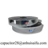 Aluminum-Zinc metalized polypropylene film for film capacitor