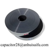 Aluminum-Zinc metalized polypropylene film with heavy edge for capacitors