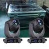 Flight Case 2in1 Packing 2R 130w Beam Moving Head DJ Light With High Birghtness Dischargeable 130w Hight Bright Lamp