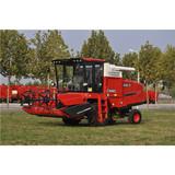 4LZ-8A rice/wheat combine harvester
