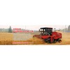4LZ-8B1 Grain Combine wheat& rice Harvester