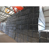 Square Galvanized Steel Pipe   Galvanized Steel Pipe      Galvanized Steel Greenhouse Steel Pipe