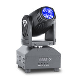 MZL-11 Mini Moving Head Beam Light RGBW LED Stage Lighting Operating Manual Moving wash party light for disco dj club ktv party