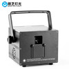 RGB256 led matrix light ILDA 75w RGB Show equipment  Animation Laser Stage Light with Scanning  projector light