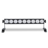 Bar9 LED Pixel Tube LED Matrix Blinder Stage Dj Wall Washer Light Indoor Linear Bar 9 x 8W Ultra Bright COB Bar Light For Disco Club
