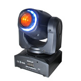 MZL-29 30W Mini Moving Head Gobo Light with light strips disco stage lighting for party christmas