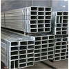 Pre-Galvanized Steel Rectangular Steel Tube