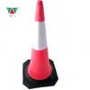 100cm height enhanced PE material traffic cone