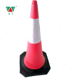 100cm height enhanced PE material traffic cone