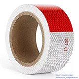high visible PET micro prism DOT-C2 reflective tape for truck