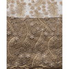 Wedding african embroidered lace fabric italian material net french sequin lace