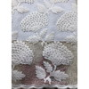 New sample lace fabric women clothes african embroidery french sequins lace fabric