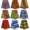 2019 New design ankara super wax guaranteed real hollandais dutch wax block African wax prints fabric for party dress