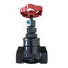 Z15T-16 Metal seal gate valve with internal thread