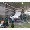 Small toilet paper manufacturing machine for sale