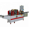 300*300mm Folding Napkin Paper Machine, 2 Color Auto tissue paper napkin machine