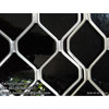 Welded aluminum diamond grille security screens&doors