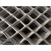 Aluminum grid mesh diamond security mesh aluminum mesh for window