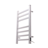 Electric towel rail towel dryer warmer rack