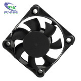 Mini ABS Cooling Cooler Fan 5010 DC 24V 2Pin with 7Blades