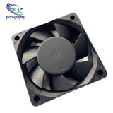 High Performance low noise 6015 Dc 12v Quiet Brushless Cooling Fan
