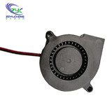 High quality DC 12V 5015 Blower Cooling Fan with 90cm Cable for RepRap i3 3D Printer
