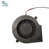 High Pressure Fan Blower 75mmx75mmx15mm 3 Inch 7515 DC Blower Fan