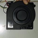 High speed big airflow Dc 12v 2Pin 3pin 4pin Ball Bearing Computer Blower Fan 120mm