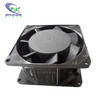 8038 AC ball bearing high speed centrifugal fan with cable 100mm