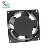 The original 200V 13W 9CM 9025 plastic blade aluminum shell AC cooling fan