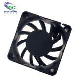 High speed sleeve bearing 6015 DC 5V Brushless Cooling Fan with wires
