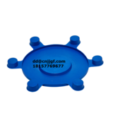 4'' plastic flange protector