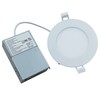 4''9W led slim panel 3CCT color changeable 700llm dimmable downlight