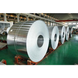Custom Aluminium Foil Stock DOS / Chromated Finish 130-155mpa Tensile Strength