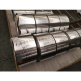 AA3003 Heavy Gauge Aluminium Foil For Containers Thickness 0.03mm-0.13mm Silver Aluminum Foil
