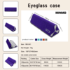 handmade aluminum glasses case, optical box, eyeglass case