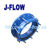 dedicated flange adaptor for ductile iron pipe