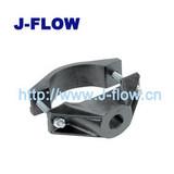 saddle clamp for DI pipe